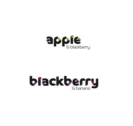 duced apple blackberry